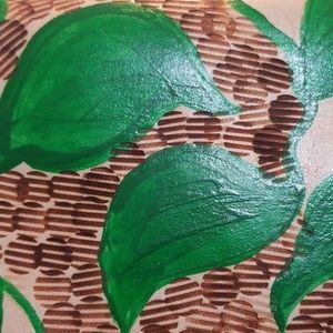 Jeakesona Bags - Jeakesona leather clutch